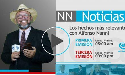 LAS NOTICIAS CON ALFONSO NANNI