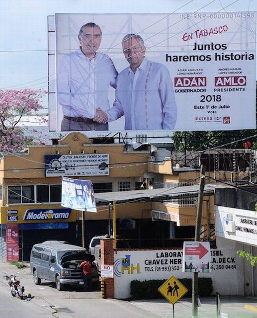 EN TABASCO, en septiembre se revisarán espectaculares, señala Ayuntamiento de Centro