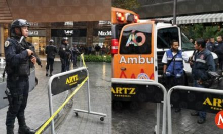 Hay dos muertos en Artz Pedregal; fue ataque directo: Layda Sandores