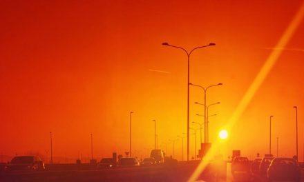 Este lunes se rompió récord de temperatura máxima en Xalapa, Veracruz