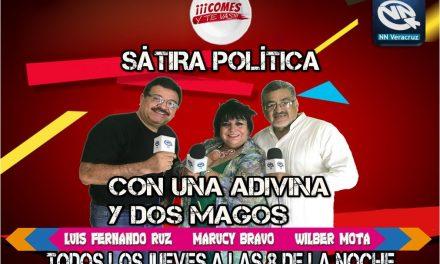 """LA SÁTIRA POLÍTICA EN """"COMES y T VAS"""""""