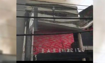 Reportan incendio en restaurante de Polanco, no hay lesionados (VER VIDEO)