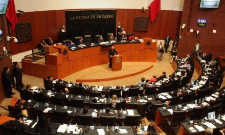 Senadores del PAN inician acciones para destituir a Cuitláhuac García
