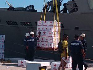 Ayuda a las Bahamas