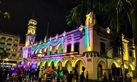 Veracruz Puerto listo para el grito de Independencia