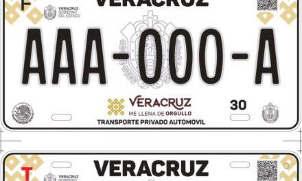 Inicia la distribución de las nuevas placas en las 19 oficinas de Hacienda del Estado