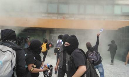 Tras ataques a la Torre de Rectoría; Procuraduría abre carpeta de investigación por robo y daños a la UNAM