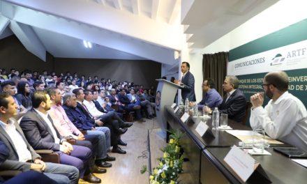 IP, Estado y Federación destinarán 3 mil mdp para construcción de tren ligero suburbano