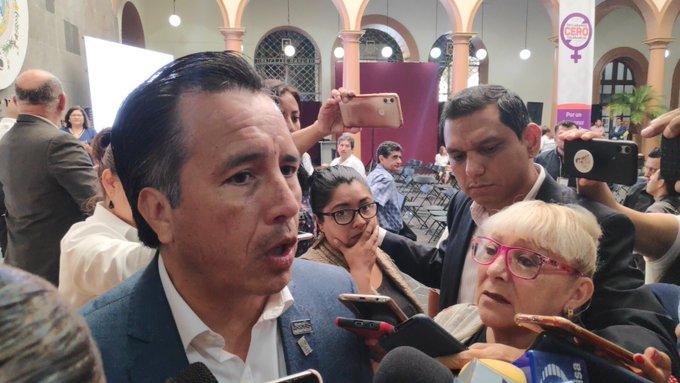 «No exageren», pide el Gobernador ante incendia delictiva y feminicidios