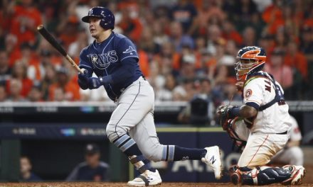 En la Liga Americana Los Rays de Tampa Bay se acercan en la serie