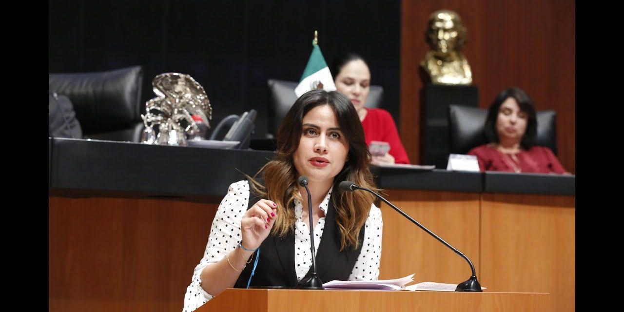 Espera el Senado terna 'que no sea a modo' para elegir a Ministro de la SCJN: Indira Rosales