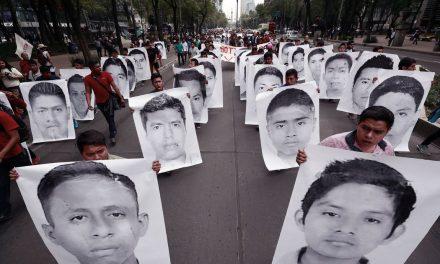 Suman 78 liberados por caso Ayotzinapa