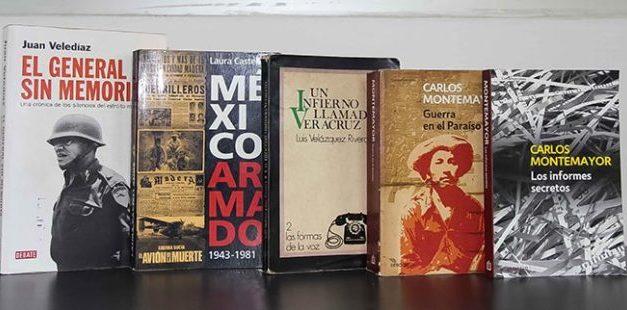 Sí hay guerrilla en Veracruz; tesista de la UV investiga su historia