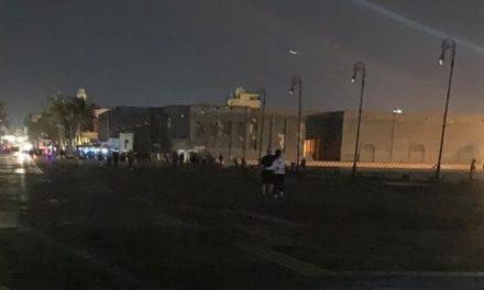 Vandalizan Transformadores en zona portuaria
