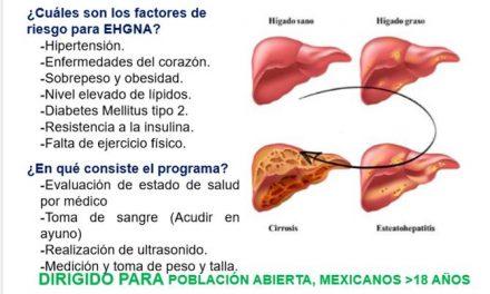 UV inicia Programa de Detección oportuna de Hígado graso