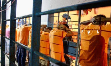 Inspecciona SSP CERESO de Tuxpan y decomisan objetos punzocortantes