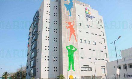 Requieren parches especiales para tratamientos oncológicos en el Hospital Infantil de Veracruz
