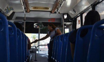 Transporte público de Oaxaca sin medidas de prevención por coronavirus