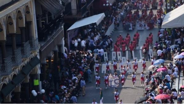 Suspenden desfile del 21 de mayo en Córdoba por Covid-19