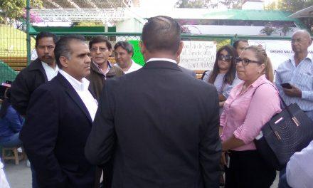 Amenaza GNTE de no regresar a clases; Avith Moctezuma Uscanga