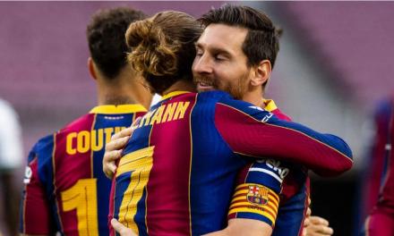 Barça campeón del Trofeo Joan Gamper al vencer a Elche