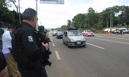 Cinco detenidos, tras operativos en el sur de Veracruz