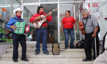 No llegan apoyos del Gobierno para músicos, pese a crisis por covid