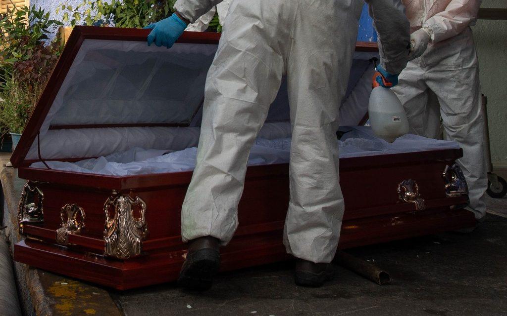 El municipio de Veracruz registró 9 decesos a causa de COVID-19 el día martes