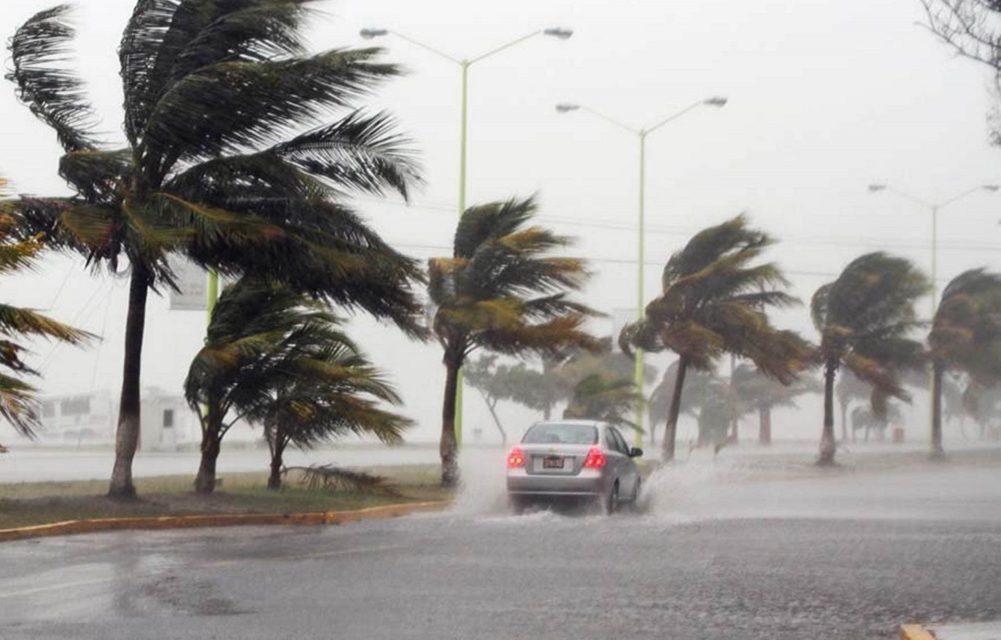 Rachas de hasta 86 kilómetros por hora registradas en el puerto de Veracruz