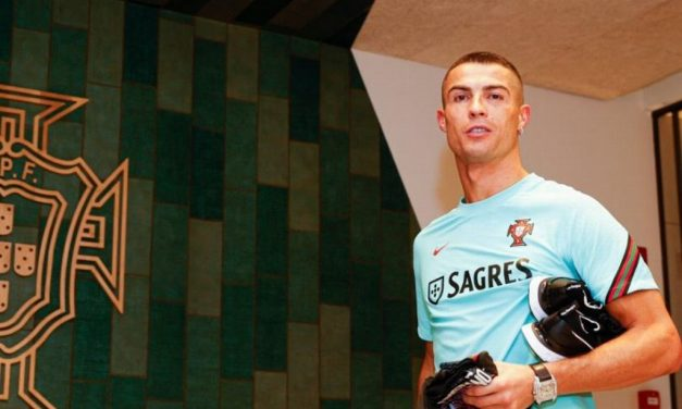Cristiano reporta con Portugal, y está listo