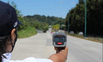 MANTIENE TRANSITO DEL ESTADO OPERATIVO «RADAR» EN XALAPA Y COATEPEC
