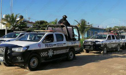 ATRACAN AUTOBUS DE PASAJEROS EN LAS CHOAPAS