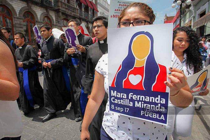 DECLARAN CULPABLE A FEMINICIDA EN PUEBLA
