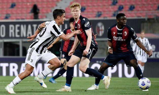 Juventus gana y consigue boleto a la Champions League